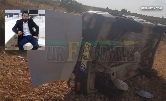 Suruç'ta Feci Kaza: 1 Ölü 3 Yaralı
