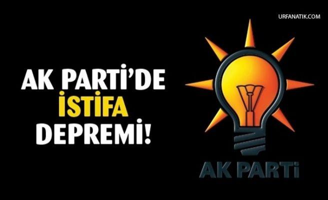 AK Parti'de Bir İstifa Daha