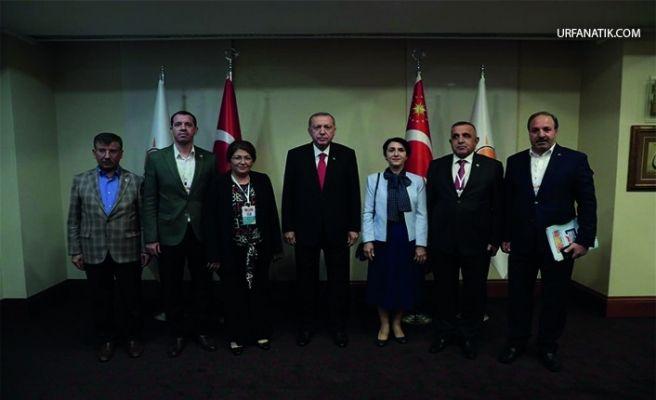 Milletvekilleri Urfa İçin Erdoğan ile Görüştü!