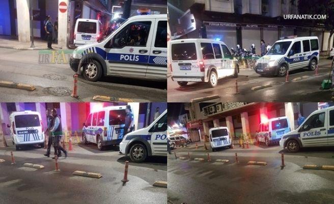 Urfa'da Alkollü Şahıs Polise Zor Anlar Yaşattı