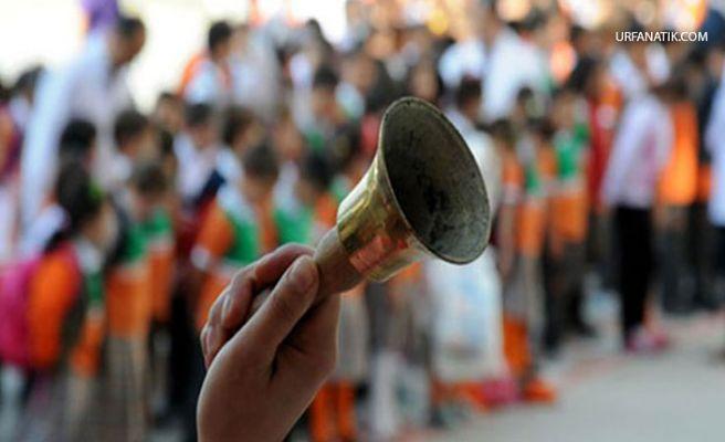 Harekat Sonrası Şanlıurfa'da 4 İlçede Eğitime İki Gün Ara Verildi