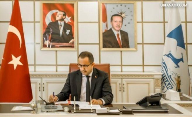 Başkan Aksak'tan Ceylanpınar Halkına Çağrı