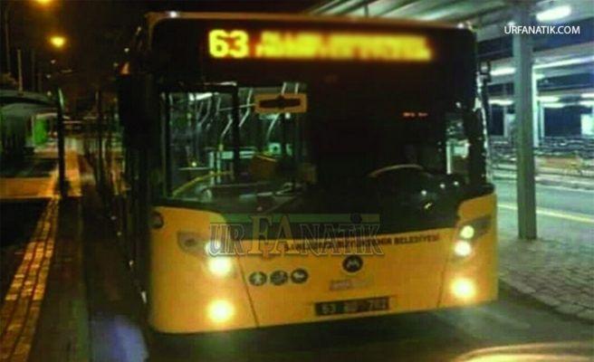 Belediye Otobüsündeki O Yazı Duygulandırdı!