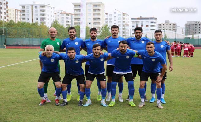 Karaköprüspor 1-1 Tokatspor