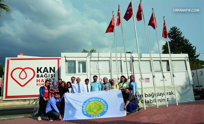 Siverekli Öğrencilerden Mehmetçik'e Destek