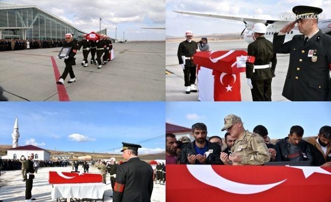 Şehit Caner Selimoğlu Son Yolculuğuna Uğurlandı