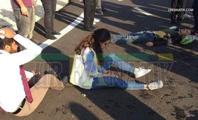 Karaköprü'de Trafik Kazası: Çok Sayıda Yaralı Var!