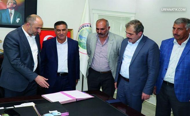 Başkan Aksoy, Çözüm Odaklı Çalışmalarını Sürdürüyor