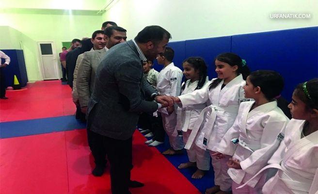Türkiye  Judo Federasyonu Şanlıurfa'ya Çıkarma Yaptı