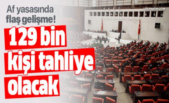 MHP'den Kritik af açıklaması! İşte Tahliye Olacak Kişi Sayısı