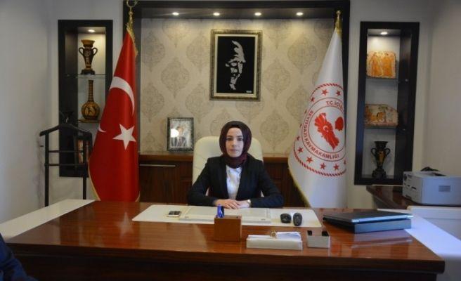 Kaymakam Baytak'ın '29 Ekim Cumhuriyet Bayramı' mesajı