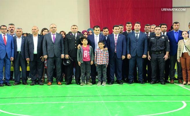 Harran'da Cumhuriyet Bayramı Coşkuyla Kutlandı