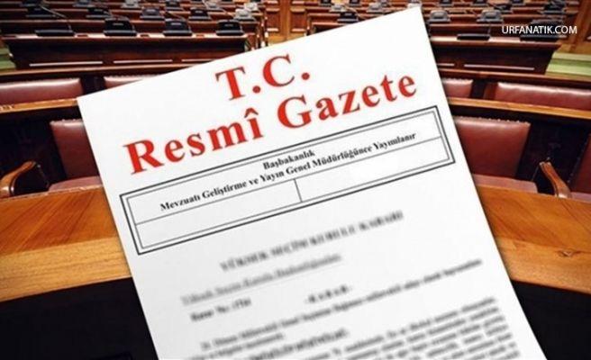 Türkiye'nin ABD'ye Tepkisi Resmi Gazete'de!