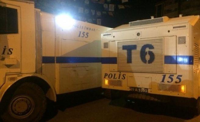 HDP İl Başkanlığı Kapatıldı