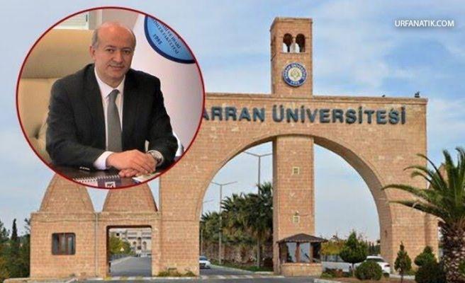 Harran Üniversitesine Yeni Rektör Yardımcısı Atandı!