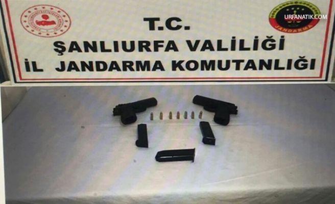 Jandarma'dan Silah ve Tarih Eser Operasyonu, 8 Gözaltı
