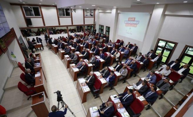 Sakarya Büyükşehir Meclisi toplanıyor