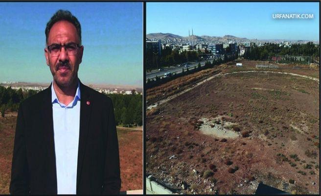 Eyyübiye'den ''Yeşillikler İçinde Hizmet Binası ve Kamu Kampüsü''