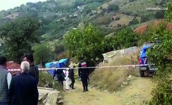 Aynı Aileden 4 Kişi Silahla Vurularak Öldürüldü!