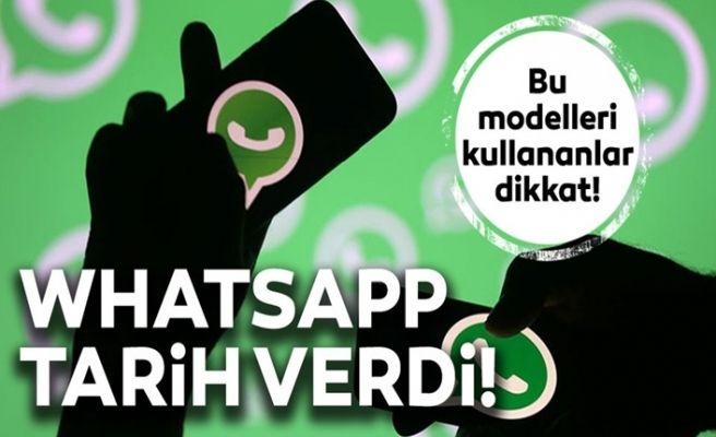 WhatsApp Bu Telefonlardan Kaldırılıyor! Tarih Verildi