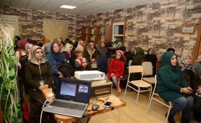 Büyükşehir Belediyesi'nden kadın hakları eğitimi