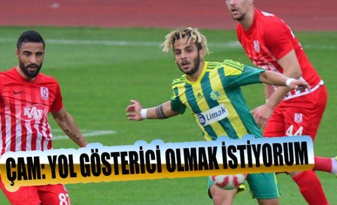 Eski Urfaspor Futbolcusu Çam'dan Flaş Açıklama