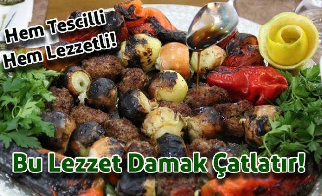 Urfa'nın Eşsiz Lezzeti 'Soğan Kebabı'