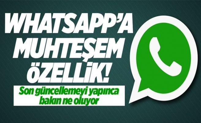 WhatsApp'ta bir dönem bugün sona erdi: Kaldırıldı