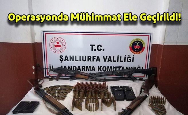 Silah Kaçakçılarına Operasyon!