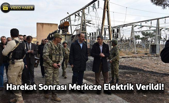 Sınırın Ötesine Elektrik Verildi!