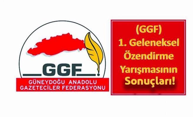 GGF Ödülleri Sahiplerini Buldu