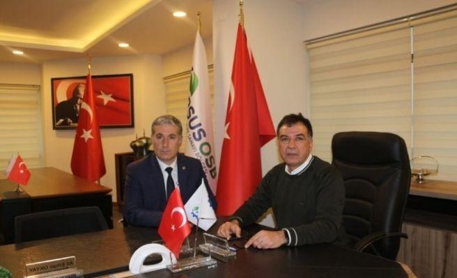 TKDK Tarsus'ta yatırımcılara destek verecek