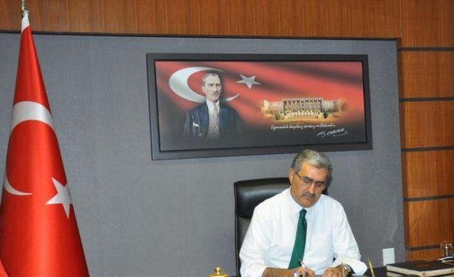 """Başkan Konuk: """"Daha müreffeh bir Türkiye için üzerimize düşeni eksiksiz yapmaya devam edeceğiz"""""""