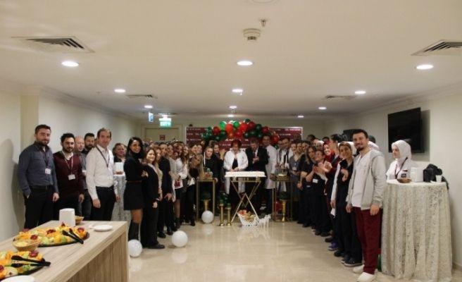 VM Medical Park Bursa 14. yıla sağlıkla 'merhaba' dedi