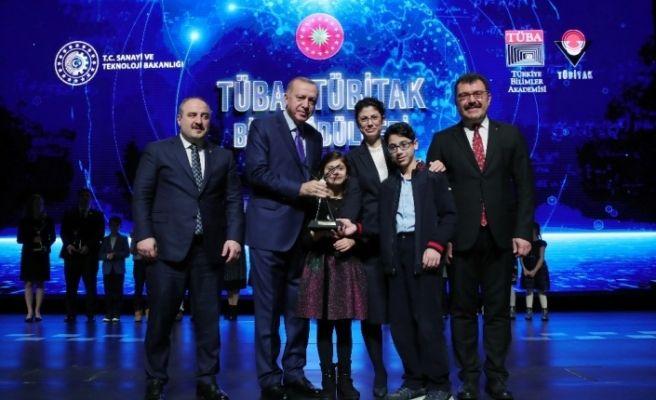 OMÜ'lü akademisyene TÜBİTAK Teşvik Ödülü verildi