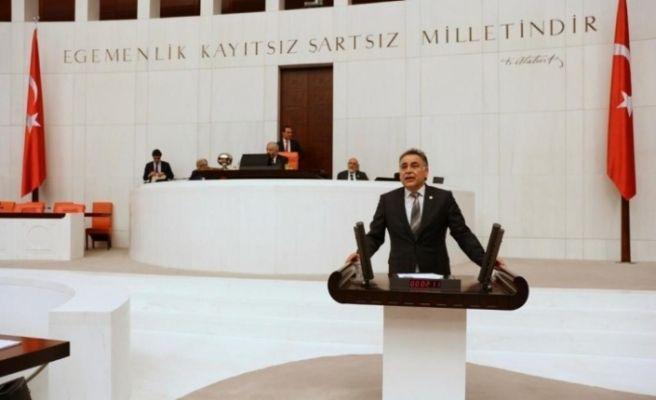 AK Parti Milletvekili Menekşe'den yeni yıl mesajı