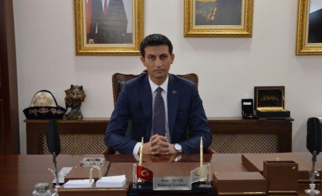 Çifteler Belediye Başkanı Bıyık'tan yılbaşı mesajı