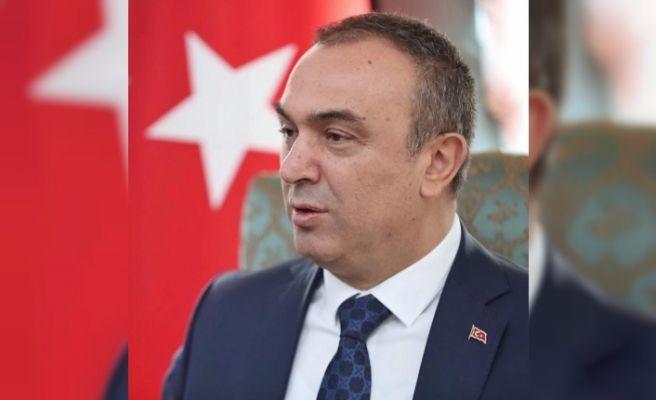 Vali Soytürk' ün yeni yıl kutlama mesajı