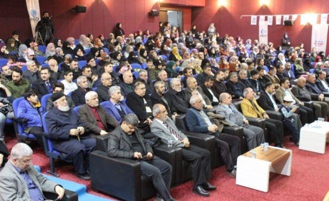 Elazığ'da Mekke'nin Fethi programı