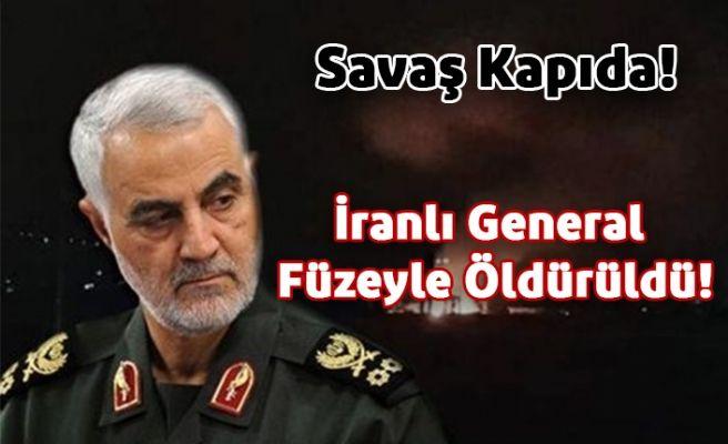 Devrim Muhafızları Ordusu Komutanı Kasım Süleymani Öldürüldü