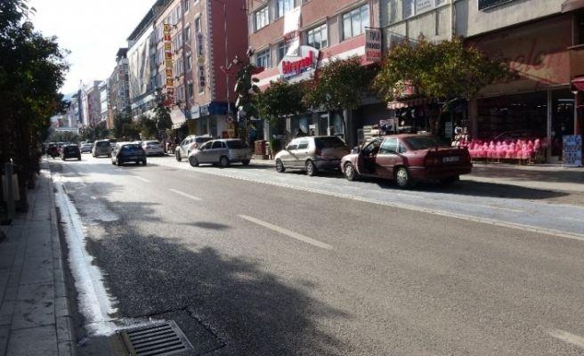 Isparta trafiğine 'Ücretli otopark' neşteri