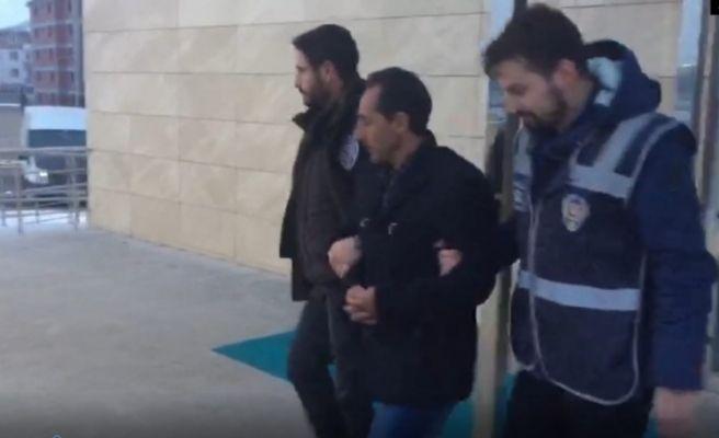 Kars'ta polis hırsızı kamera kayıtlarından tespit etti