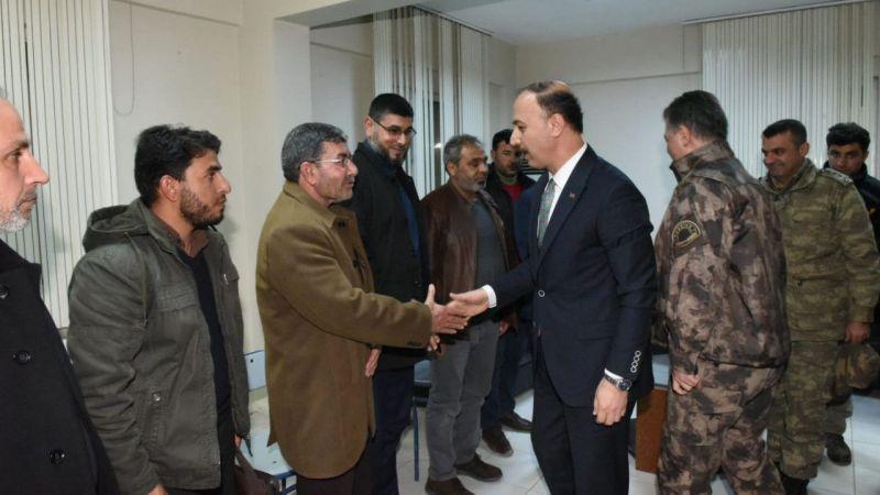 Tel Abyad Ticaret ve Sanayi Odası üyeleri belirlendi