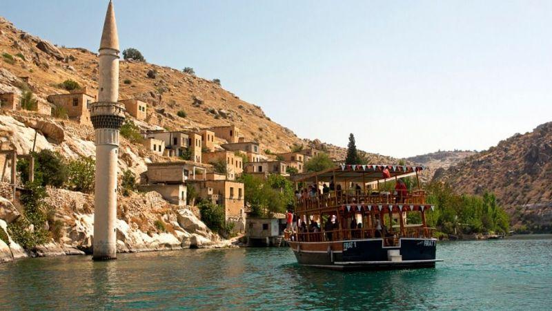 Uyan Şanlıurfa Halfeti'yi Antepliler kapıyor - Şanlıurfa Turizm Haberleri