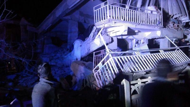 6,8'lik Depremde son acı bilanço açıklandı