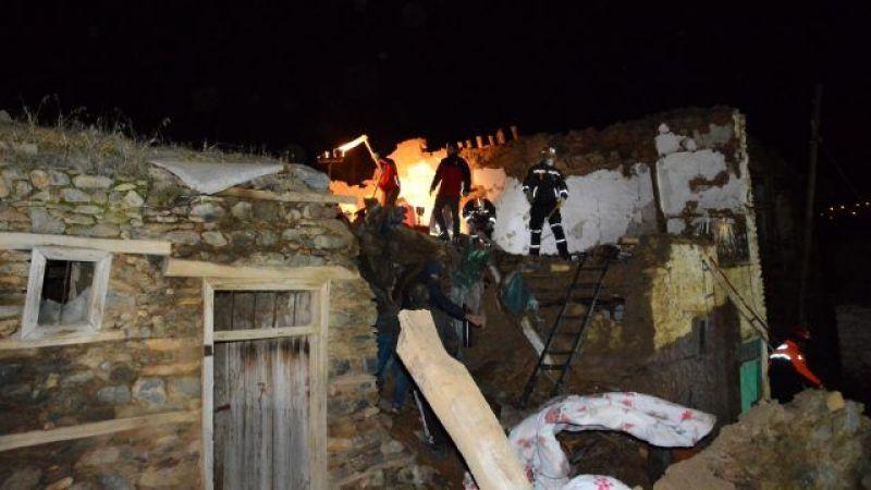 Şanlıurfa'da deprem anı görüntüleri kamerada