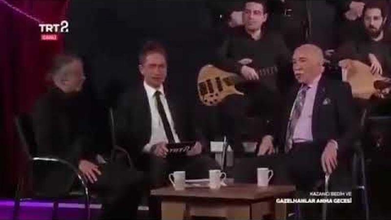 Urfa'da TRT 2 Ekibi depreme canlı yayında yakalandı