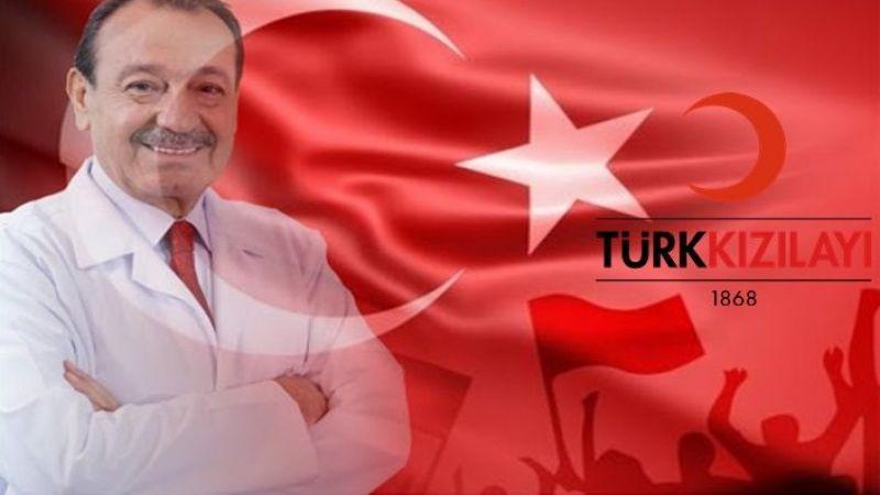 Urfa'daki Karantinadaki kişilerin yemeği Türk Kızılay'ından