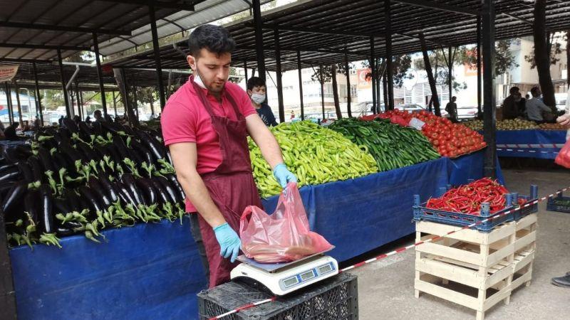 Şanlıurfa'da sebze ve meyve fiyatları