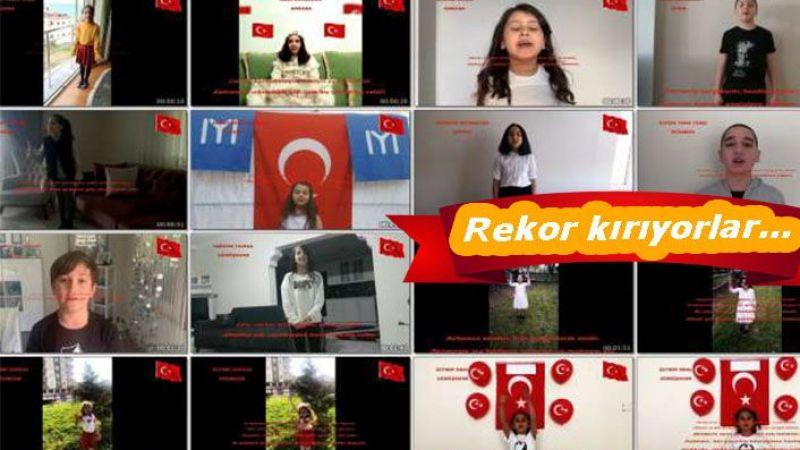 Urfa dahil 15 ilde çekilen video paylaşım rekorları kırıyor